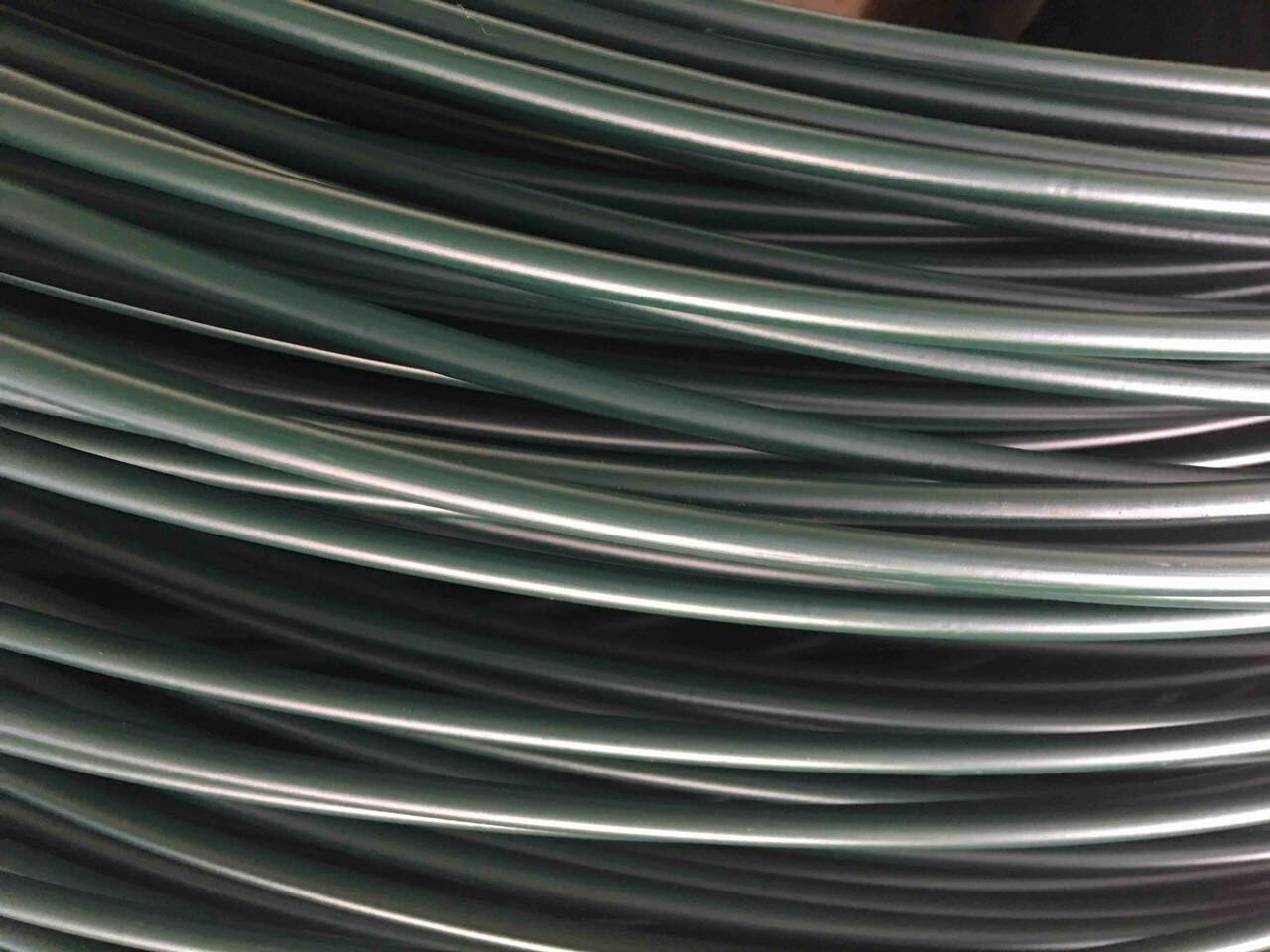 PVC coated wire mesh | PVC coated wire fencing | PVC coated wire netting
